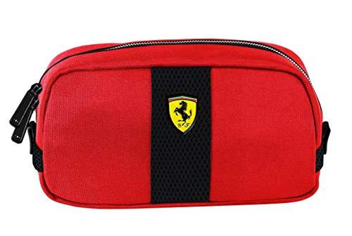 Ferrari Mallette D'ACCESSOIRES Scuderia Officielle Rouge