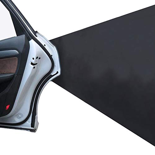 RENNICOCO Garage Wall Protector Ultra Thick Wasserbeständigkeit Selbstklebende Autotürschoner Schaumstoffstreifen