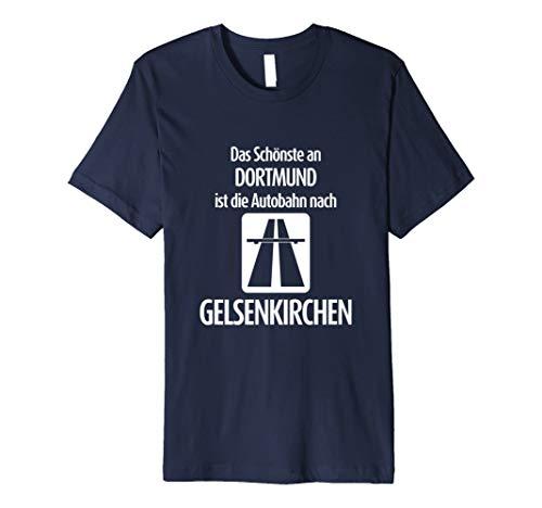 Das Schönste an Dortmund ist die Autobahn nach Gelsenkirchen