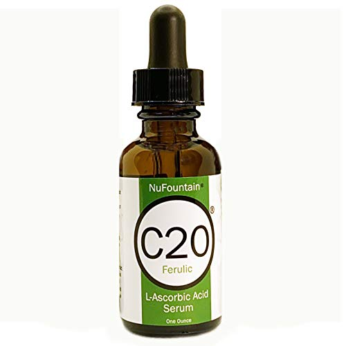 NuFountain C20+Ferulic Vitamin C Serum