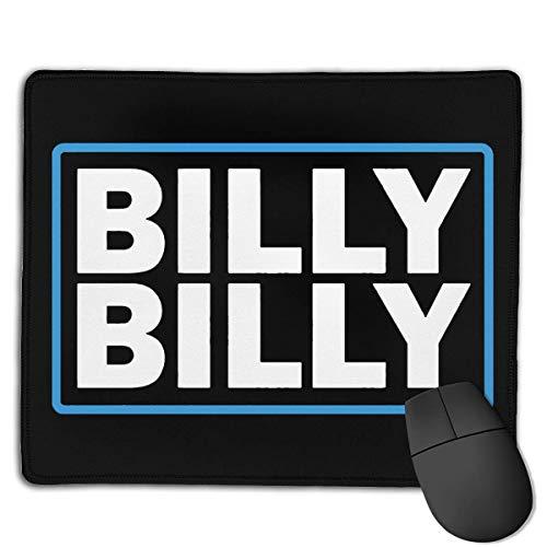 Billy Billy Anti Rutsch Maus Mat,Rutschfestem Maus Pad,Geschwindigkeit Gaming Mausmatte,Ultradünner Mauspads,Gummierte Unterseite 25X30Cm