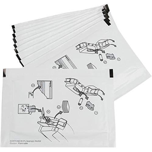 DataCard - Druckerreinigungskarte (Packung mit 10) CD810, SD260S, SP25 Plus, SP35, SP35 Plus, SP55, SP55 Plus, SP75