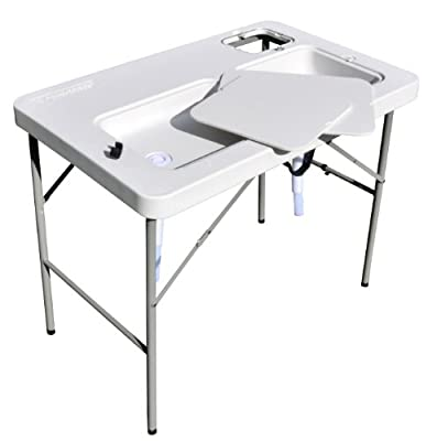 Coldcreek Outfitters, Outdoor Washing Table and Sink, Camping Furniture, Outdoor Recreation - Ultimate Workstation