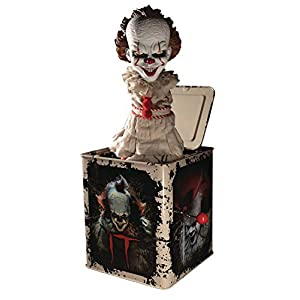 IT Pennywise Mezco Toyz Burst a Box Standard 7