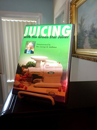 Juicing with the Green Star juicer