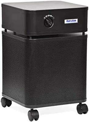 Austin Air Purifier Healthmate Plus with Superblend Filter Color Black product image