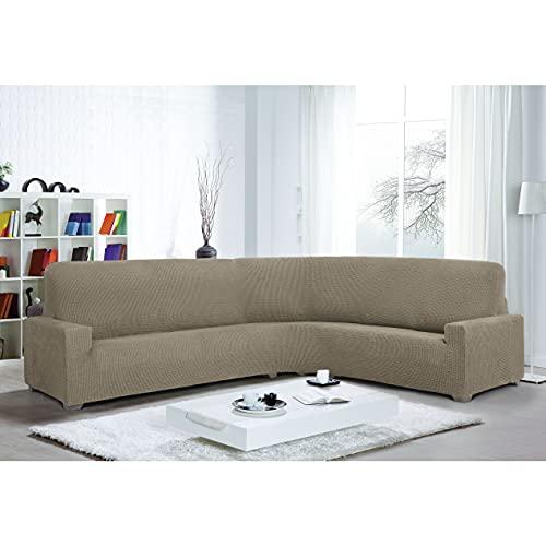 10XDIEZ Funda Sofa rinconera Glamour | (Lino )
