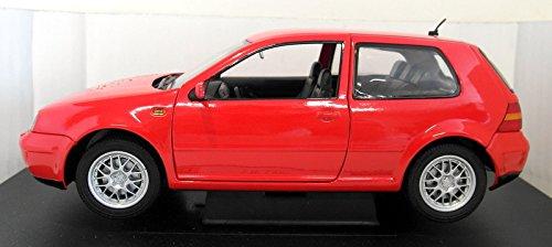 Revell 08943 - Revell - VW Golf 1997,  (flash rot)