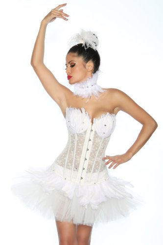 Tutu - Petticoat - weiß