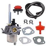 NIMTEK Carburetor for Ariens 20001027 20001368 LCT 208cc 03121 03122 Husqvarna Poulan Pro 532436565...