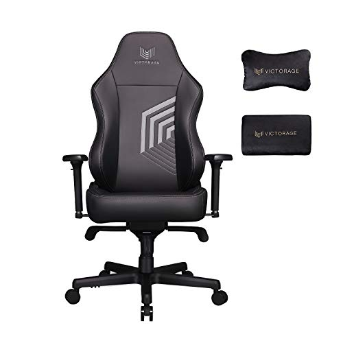 VICTORAGE Gaming Chairs Racing Premium Office Computer Game Chairs wit...