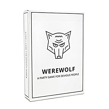 Timber & Bolt Werewolf: A Party Game for Devious People
