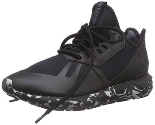 adidas Tubular Runner, Scarpe da Ginnastica Uomo, Nero (Core Black/Core Black/Bold Onix), 43 1/3