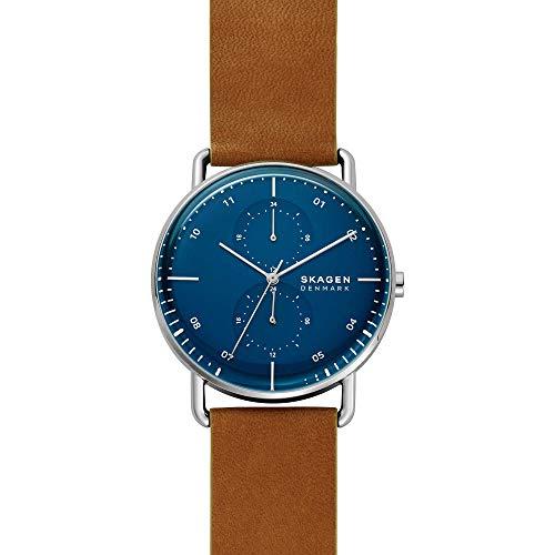 Skagen - Reloj multifunción para hombre, moderno, cód. SKW6738