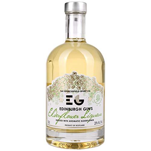 Edinburgh Elderflower Gin 20,00% 0.5 l.