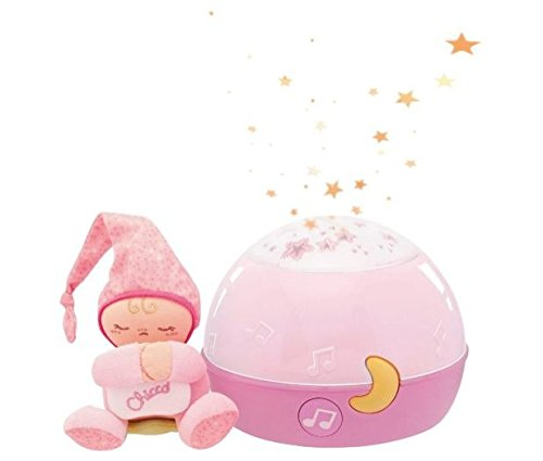 Chicco GoodNight Stars Projector Rose