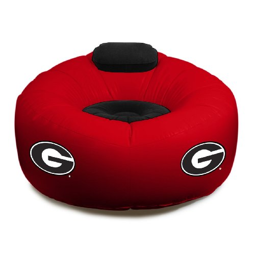 NCAA Georgia Bulldogs Aufblasbarer Stuhl