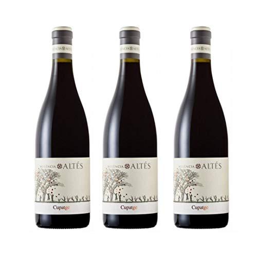 Herència Altés Cupatge Eco Vino Tinto - 3 botellas x 750ml - total: 2250 ml