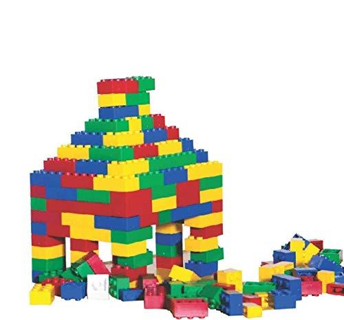 Trading Innovation Costruzione Blocchi - 330 Pz. Mattoncini per Costruzioni per Bambini, Imparare, Sviluppo, Costruzione Blocco Set Giocattoli E Giochi