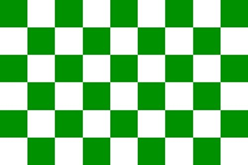 Groene & Witte Vlag
