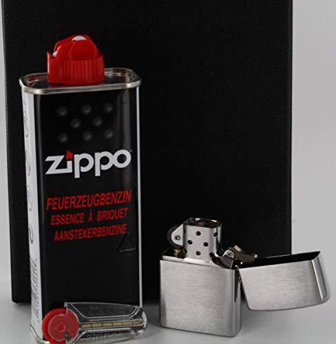 Zippo Briquet à Essence en métal (eGAFF3916764), briquets, Coffret Cadeau