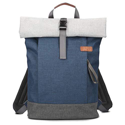 Zwei Benno BE250 Rucksack 45/62 cm blue