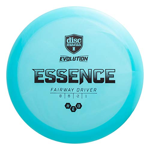 Discmania Evolution Neo Essence Fairway Driver Golf Disc (Colors May Vary) – 173-176g