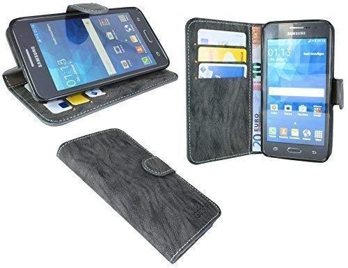 test ENERGMiX Flip Case Kompatibel mit Samsung Galaxy Grand Prime G530H Brieftasche… Deutschland