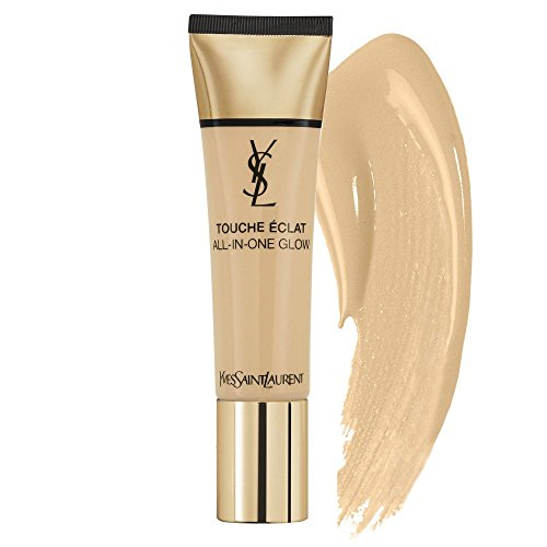 Yves Saint Laurent Touche Èclat All in One Glow Foundation, 30 ml