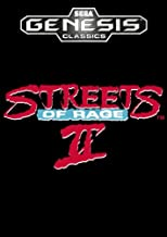 street of rage 2 sega genesis