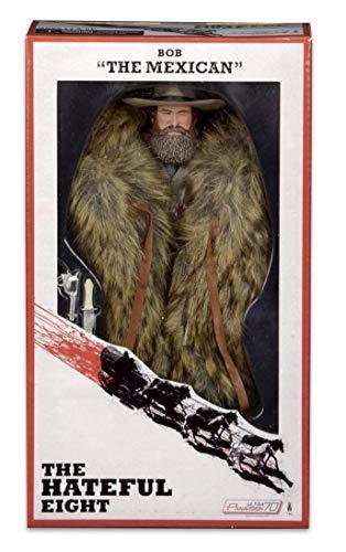 Hateful Eight 14941 Bekleideter Bob Demian Bichir-Figur, 20,3 cm