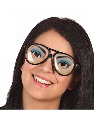Gafas ojos bonitos adulto