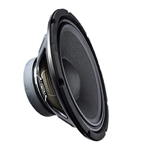 Seven Soundvector SVG10 Woofer 10 Pulgadas Altavoz Profesional de Grave Medio-Grave 8 Ohm 200W AES