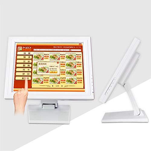 15 inch Touchscreen HaroldDol 1024 * 768 resolutie aanraakmonitor HDMI VGA USB-monitor kassasysteem kiosk voor KTV bar led-beeldscherm