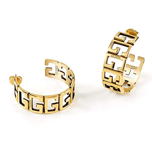 PENDIENTES GUESS JEWELLERY ICONIC GLAM UBE70079