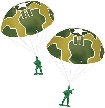 Details about  /Disney Pixar Toy Story 4 Green Army Men with Parachutes