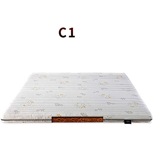%34 OFF! HOMRanger Harder Coir Mattress,Multilayer Structure Anti-Collapse Bed Mattress Mattress Pad...