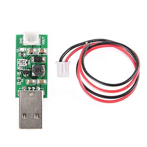 Boost omvandlingsmodul mini justerbar utgång spänning step-up bräda DC-DC boostomvandlare 7 W USB DC 5 V till 6 V 9 V 12 V 15 V