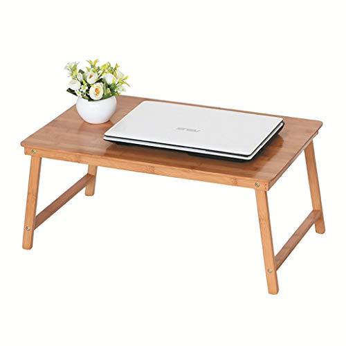 Escritorio de computadora, mesa de centro, mesa auxiliar, mesa de madera, mesa de comedor, mesa auxiliar, mesa de estudio para niños Resistente, móvil, portátil, versátil y elegante Mesas plegables de