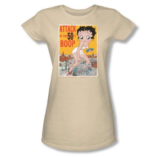 Betty Boop - El ataque de los jóvenes de la camiseta de...