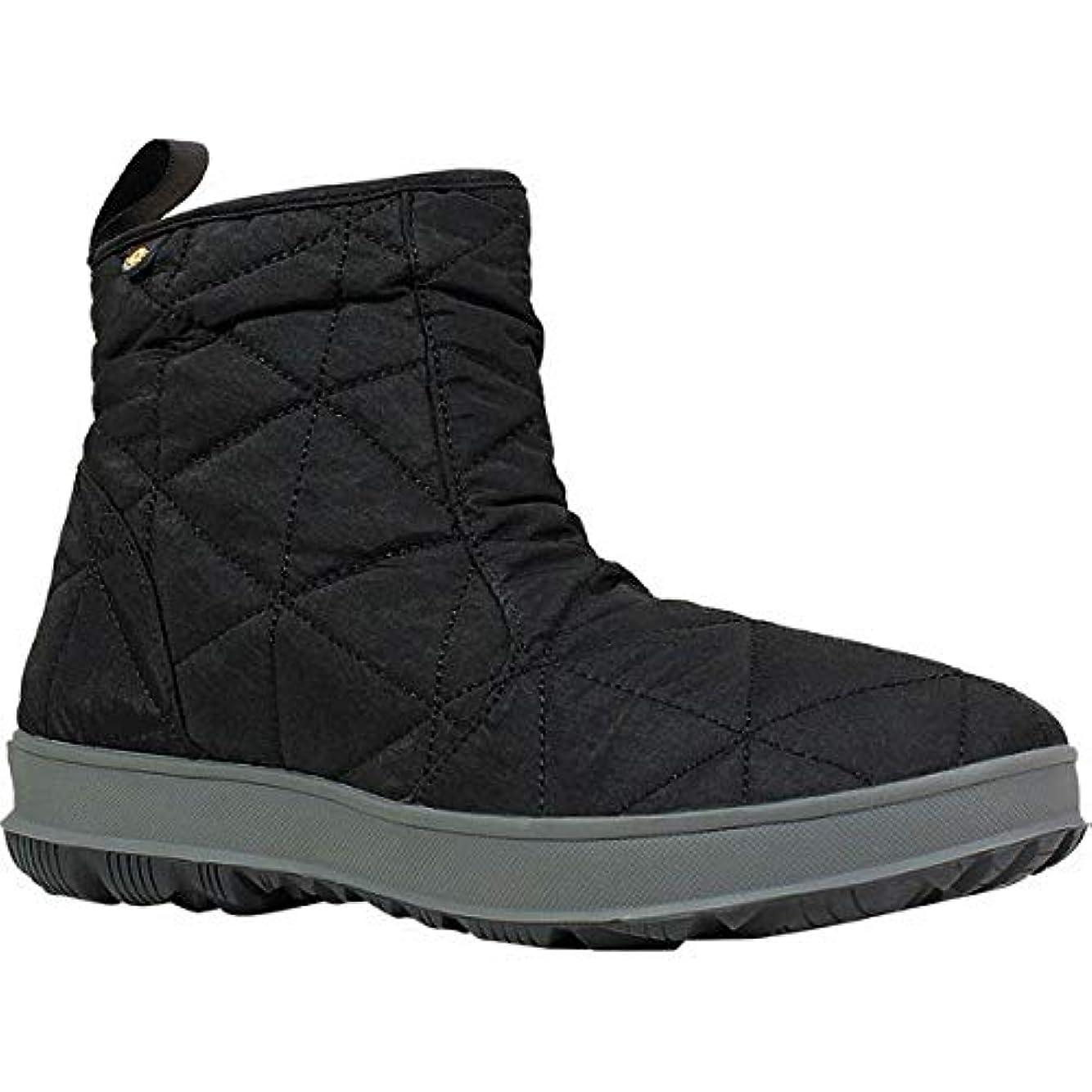 大聖堂シールドと遊ぶ[ボグス] レディース ブーツ&レインブーツ Snowday Low Boot [並行輸入品]