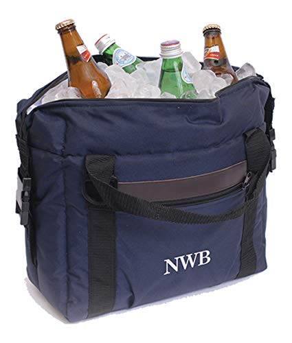 Personalized Soft-Sided Heavy Canvas Cooler