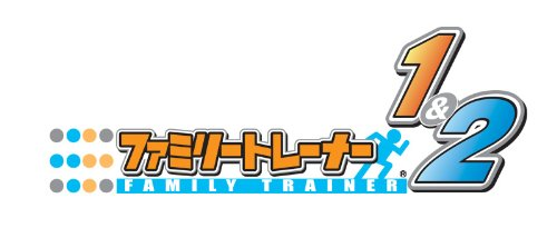 Family Trainer 1 & 2 [Limited Special Pack][Import Japonais]