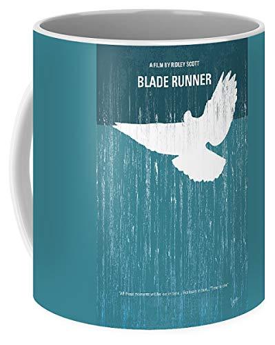 Lplpol No011 My Blade Runner - Taza de café y té (325 ml)