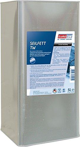 EUROLUB Seilfett TW Hohlraumversiegelung, 5 Liter