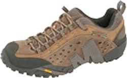 Merrell Men's Intercept Trekking & Hiking Shoes, Brown (Moth Brown), 46.5 EU