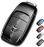 Mercedes Benz Schlüsselanhänger Cover, Soft TPU Premium und Fashion Appearance Key Case Cover für...