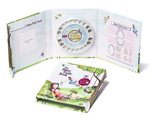 Album de dents de bébé - Collection Dents Fairy Land - Fille