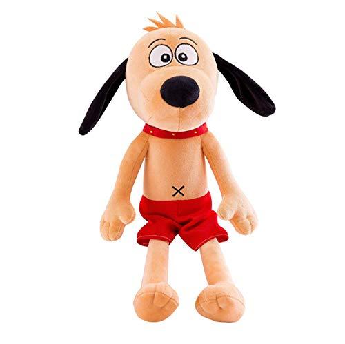 DQYFZQ Muñeca Cachorro Juguete de Peluche Decoración Hogar Juguetes Muñecas Navidad Cumpleaños Regalos,a,85cm