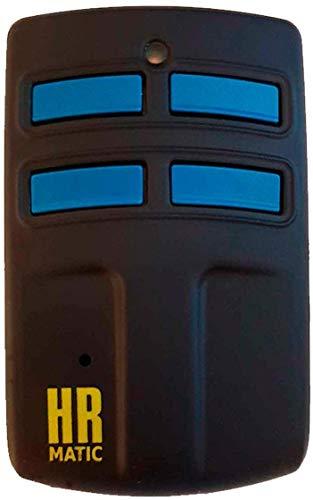 MD18 Mando de Garaje Universal HR Matic 2 (Negro)